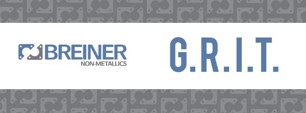 Breiner Non-Metallics Has G.R.I.T.